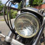 【スポーツスターとダイナ】ヘッドライトが点かない!?常時点灯切り替えスイッチの設置と修理