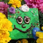 【作品紹介】『Spinach Cake』栄養たっぷりのほうれん草を使ったヘルシースイーツ