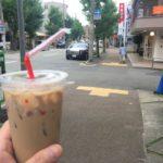 【苦楽園カフェ】上島珈琲店本店の黒糖ミルク珈琲にどっぷりはまる