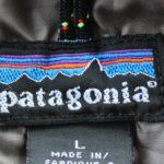 【patagonia】最近着なくなっていたパタゴニアがお宝だった件。