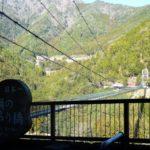 【谷瀬の吊り橋】まるで空中散歩!秘境にかかるスリリングな吊り橋を渡ってみた!