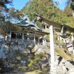 【十津川村】奈良の秘境へ真冬の玉置神社ツーリング②
