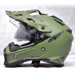 【THH TX-28 レビュー】1万円で買えるオフロードヘルメットが超カッコいい!